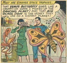 "Superman's Girlfriend, Lois Lane #14 - ""Three Nights in the Fortress of Solitude!"" (1950) written by Otto Binder art by Kurt Schaffenberger"