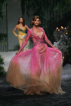 Linda Evangelista for Dior