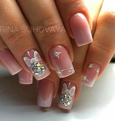 50 Winter Nail Art Designs 2019 Related posts: Special nail art designs that stimulate your winter mood 49 Outstanding Vacation Winter Nails Art Designs 2019 Winter Nail Designs you need … Nail Art Pastel, Nail Art Cute, Cute Nails, Pretty Nails, Cute Nail Art Designs, Xmas Nails, Holiday Nails, Red Nails, Hair And Nails