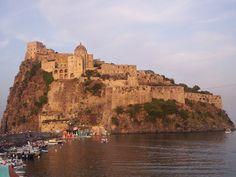ღღ Castello Aragonese - Ischia Ponte