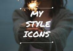 Escrevo muitas vezes sobre novas tendências, sobre marcas, sobre tudo... No entanto, nunca escrevi sobre os meus ícones de estilo, pessoas que de alguma forma me inspiram.  Conheçam-nas no post de hoje. http://mycherrylipsblog.com/os-meus-10-icones-de-estilo-404484  #fashion #style