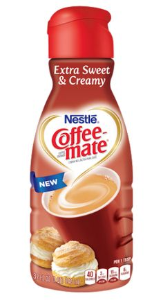 Giveaway! Coffee mate Extra Sweet Creamers