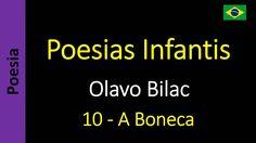 Olavo Bilac - Poesias Infantis - 10 - A Boneca