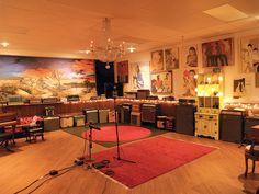 Josh Homme's Pink Duck Recording Studio