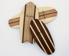 Surfboard Cutting Boards - The Santa Barbara Company