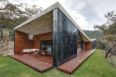 GG House wooden decks