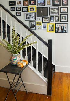 Stairwell Gallery Makeover | Good Magazine