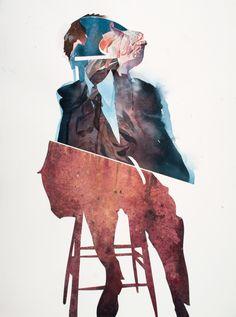#HermannMejía #Suit2 #painting #art