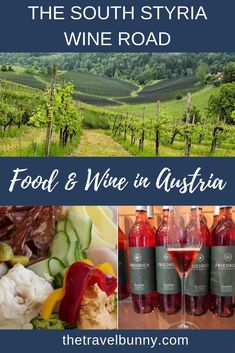 A food and wine lover's journey on the South Styrian Wine Road bringing exquisite wine, authentic flavours and stunning landscapes Austria Food, My Road Trip, Restaurant Guide, Foodie Travel, Travel Advice, Wine Recipes, Trip Planning, Traveling By Yourself, Eat