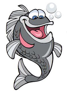 FISH CLIP ART | Riktoonz -- Cartoonist/Caricaturist Rick C. Moore