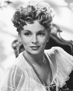 Eva Gabor. Charming and lovely!