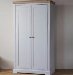 Hudson Living Marlow Wardrobe - 2 Door