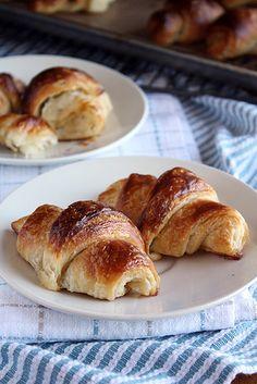 Croissants, Step by Step | girlversusdough.com @girlversusdough