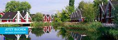 Ferienpark Berlin Brandenburg | Ferienhaus am Scharmützelsee | Schlosspark Bad Saarow