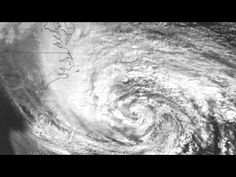 Hurricane Sandy, 10/28/12, Super Rapid Scan by NASAEarthObservatory: This time-lapse animation shows Hurricane Sandy from the vantage point of geostationary orbit—22,300 miles above the Earth. The animation shows Sandy on 10/28/12 from 7:15-6:26 EDT. Light from the changing angles of the sun highlight the structure of the clouds. The 'super rapid scan' images( one per minute from 7:15 a.m. until 6:30 p.m. EDT) reveal details of the storm's motion. #Hurricane_Sandy #Animation #NASA
