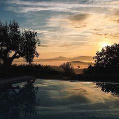Tag someone you'd love to tour Tuscany with  Photo by @anastasia_asl #poggiopiglia #Tuscany