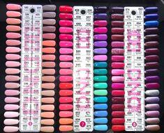Dnd daisy soak off gel-polish duo led/uv- u pick Gelish Nail Colours, Gel Nail Polish Colors, Dnd Gel Nail Polish, Gel Nails, Faux Ongles Gel, Acryl Nails, Gel Nail Art Designs, Pink Acrylic Nails, Neutral Nails