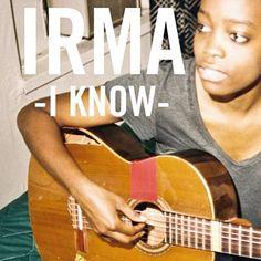 I Know par IRMA identifié à l'aide de Shazam, écoutez: http://www.shazam.com/discover/track/53452934