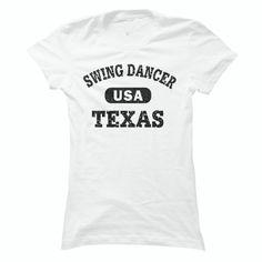 (Tshirt Top Tshirt Sale) Swing Dancer Texas  Best Shirt design