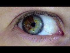 Video mágico: cambia tu color de ojos.