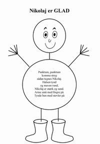 Følelser - samtale/historie - Printland Coping Skills, Social Skills, Baby Barn, Social Behavior, Helping Children, Printed Pages, Circle Time, Great Words, Classroom Management