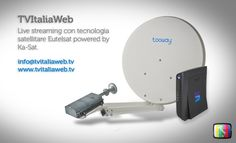 TVItaliaWeb.tv Live Streaming