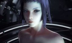 30 Haziran 2016 Ghost in the Shell: The New Movie Virtual Reality Diver