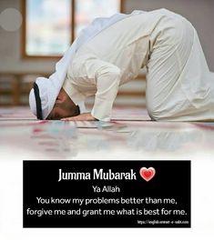 Jumma Mubarak | Islamic Qoutes HD Images English