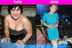 Kelly Osbourne - wow bangin'.body now Kelly