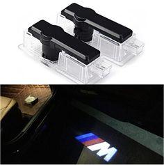Inlink 2 X Wireless LED SMD Einstiegsbeleuchtung Projektor Logo Led Logo, Audi, Office Supplies, Car Lights, Lighting