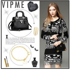 A fashion look from February 2016 by gaby-mil featuring Yves Saint Laurent, Essie, women's clothing, women, female, woman, misses, juniors and vipme