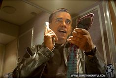 M#$%in snakes on the M@#$%in Air Force One!