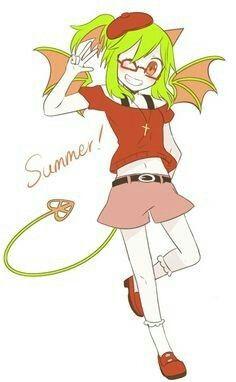 Yosafire at Summer