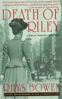 Death of Riley (Molly Murphy Mysteries #2)
