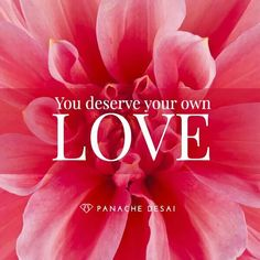 You deserve your own love. #wisdom #affirmations #selflove