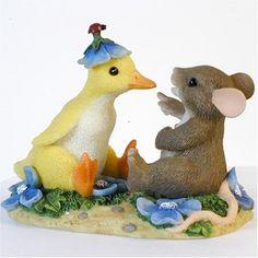 You Quack Me Up #89105. #CharmingTails #Statue #Sculpture #Figurine #Decor #Gift #gosstudio .★ We recommend Gift Shop: http://www.zazzle.com/vintagestylestudio ★