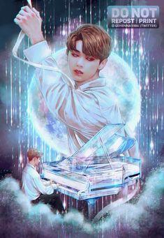 Jun - Shining like a moon 🌕✨ #HAPPYJUNDAY