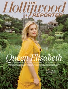 Hollywood Reporter July Elisabeth Moss shot by Olivia Bee Elisabeth Moss Handmaid's Tale, Elizabeth Moss, Tapas, Olivia Bee, Just Jared, The Hollywood Reporter, Tom Cruise, Best Actress, What Is Like