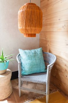 A custom 60x60cm turquoise cushion by Ashanti Design   We ship world wide   Send us an email to info@ashantidesign.com to learn more or place your order today!
