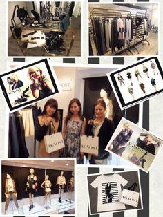 """~ミス・インターナショナル 2011日本代表がお届けする~ 【☆Nagomi's View☆ 新ブランド""""AGNOST""""展示会へ! 】 Photo Wall, Polaroid Film, Frame, Beauty, Decor, Picture Frame, Photograph, Decoration, Decorating"""