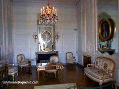 Sala de cortesanos en el Palacio de Versalles #Francia