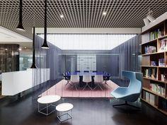 Schlaich Bergermann and Partner's office by Ippolito Fleitz Group, Stuttgart