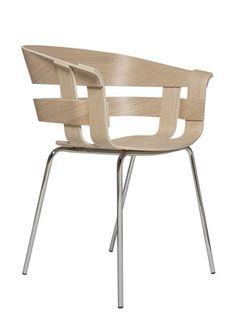 Fauteuil Wick / 4 pieds - Design House Stockholm