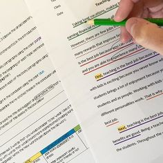 This is a photo of my Essay Writing Scavenger Hunt in action, which is not only my best-seller, but one of the things in my store that I use EVERY time I teach an essay writing unit! It really has helped my students comprehend the writing format.
