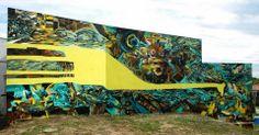 #graffitiart #urbanartonline #freewalls #graffitistreetart #urbanart #streetart #art #graffiti