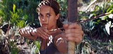 'Tomb Raider' y 'La tribu' debutan ocupando con comodidad el liderato de la taquilla española