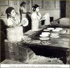 """""""Coffee is King in El Salvador""""  """"The National Geographic Magazine"""" November 1944."""