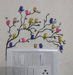 Related image Creative Crafts, Diy Crafts, Eggshell Mosaic, Pistachio Shells, Fair Theme, Diy Wall Painting, Art N Craft, Shell Crafts, Art Wall Kids