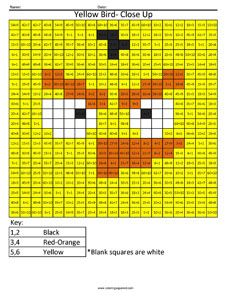 fox color fun math practice free multiplication worksheet 6th grade math pinterest math. Black Bedroom Furniture Sets. Home Design Ideas