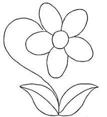 Image result for patrones de flores para hacer en silicona